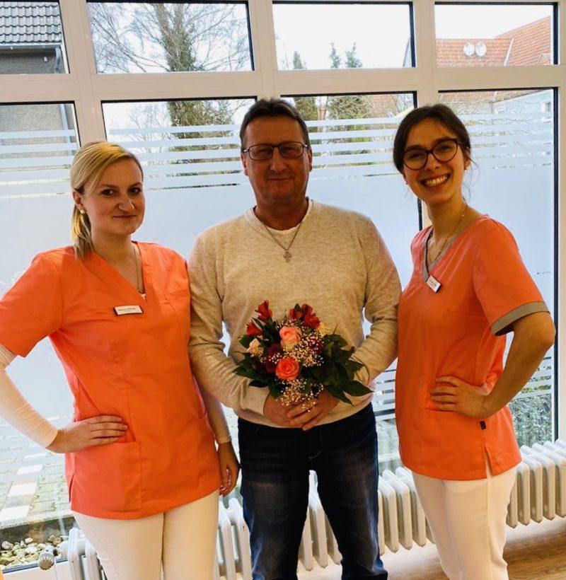zahnarzt-gladbeck-erster-tag-zweiter-patient