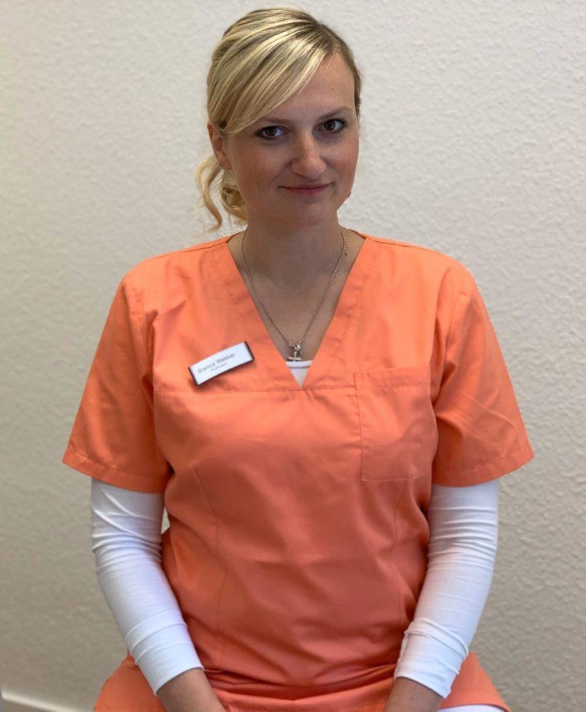 Zahnarzt in Gladbeck Bianca Wekker