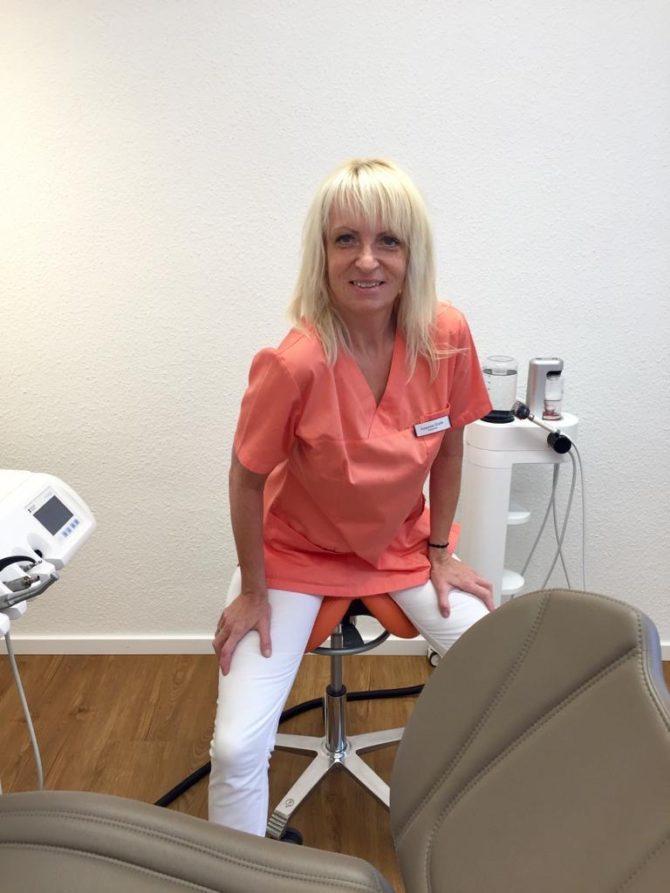 Yvonne Duda Prophylaxe und Zahnreinigung in Gladbeck